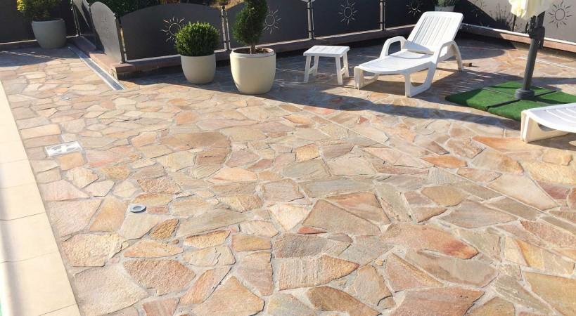 Pavimentazioni esterni brescia piastrelle per esterno brescia
