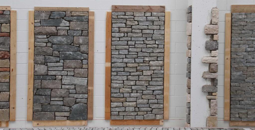Rivestimenti in pietra per opere murarie